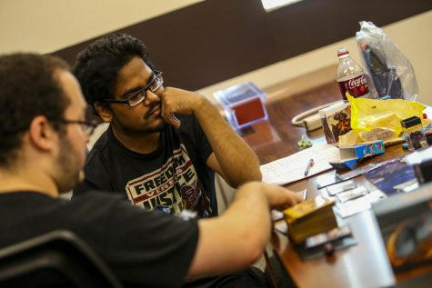 FAU sees rise in tabletop gaming despite video games' popularity