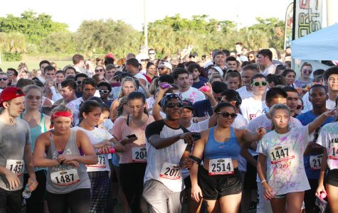 Gallery: Color Burst 5K Homecoming Run for Autism