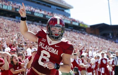 Oklahoma's Heisman hopeful Baker Mayfield could have played for the Owls