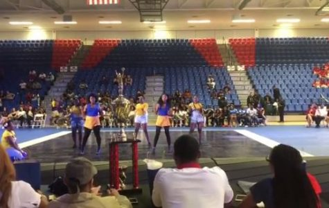 Red Hot Stroll Off combines basketball pep rally, step competition