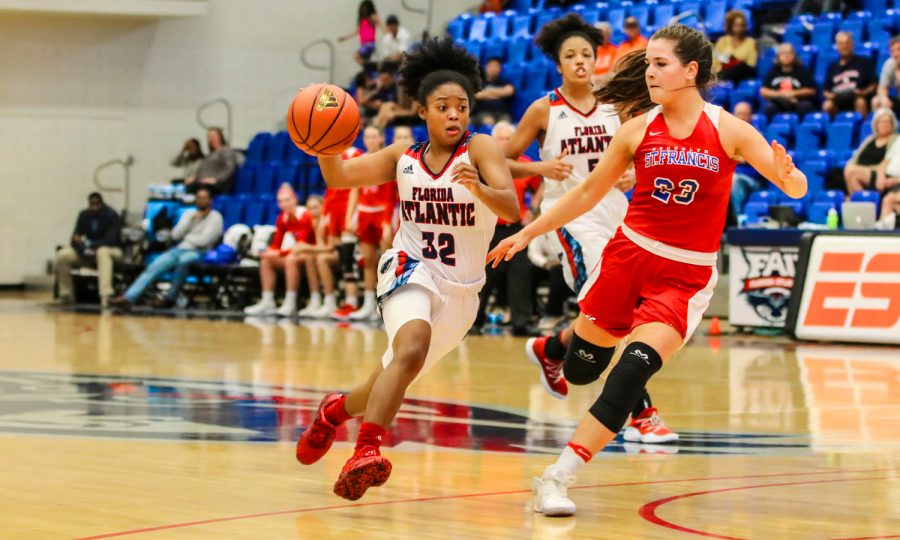 Gallery: FAU Womens Basketball Versus Saint Francis