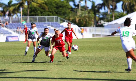 Women's Soccer: FAU defeats Niagara for second win of the year
