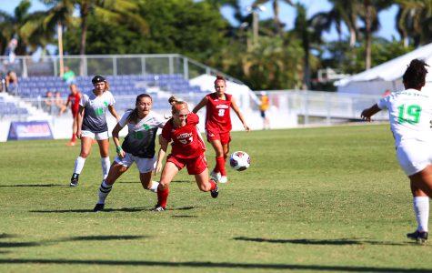 Gallery: FAU Women's Soccer Versus North Texas