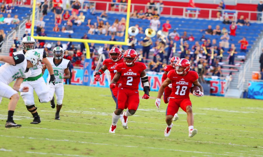 Gallery: FAU Football Versus Marshall