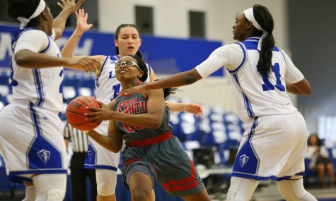 Gallery: FAU Women's Basketball Versus Mercer