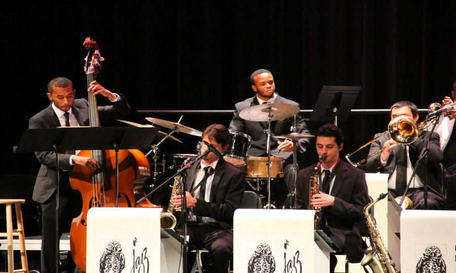 Gallery: FAU Department of Music host FAU Jazz Band Back to Basics