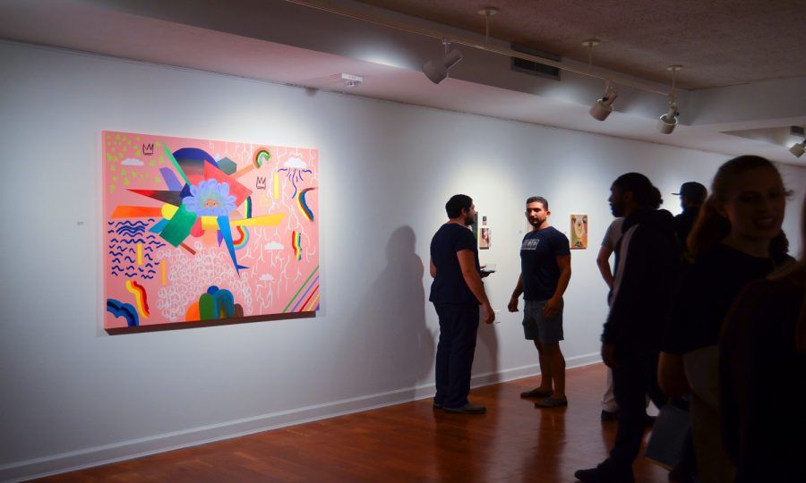 Gallery: Ritter Art Gallery Displays Fall Bachelor of Fine Arts Exhibition