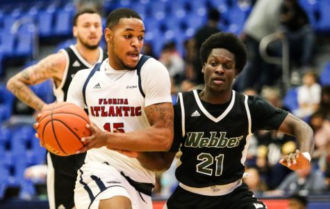 Gallery: FAU Men's Basketball Versus Webber International