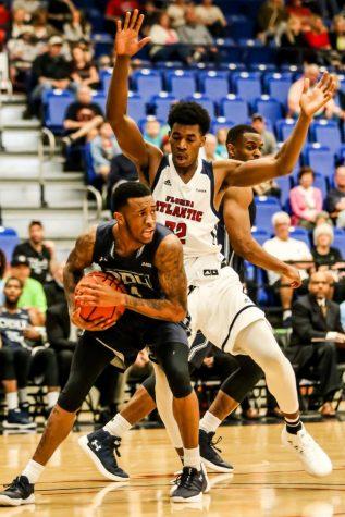 Gallery: FAU Men's Basketball Versus Old Dominion – UNIVERSITY PRESS