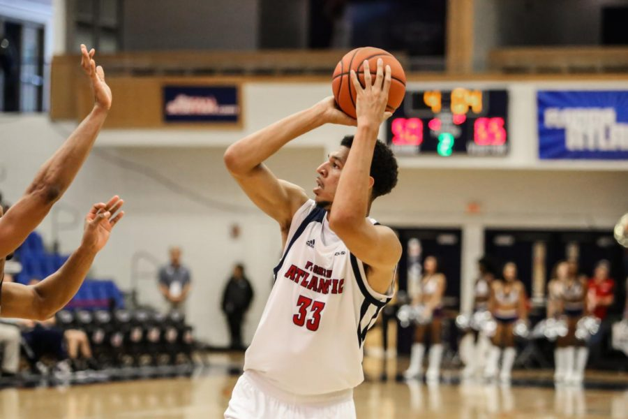 Men's Basketball: FAU falls 73-62 to Old Dominion to end three game win streak