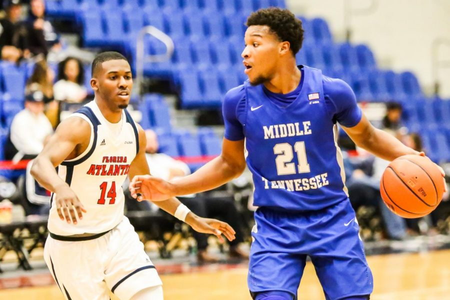 Gallery: FAU Men's Basketball Versus Middle Tennessee ...