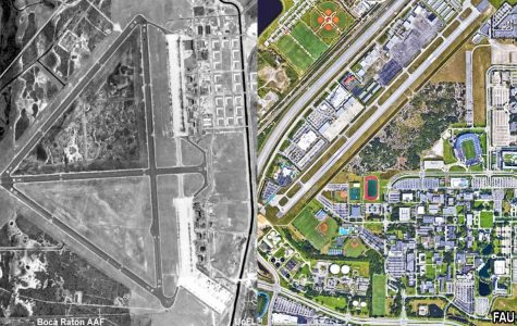A look at the Boca campus' history as a former U.S. air base