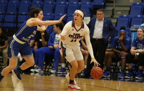 Women's Basketball: FAU's losing streak extends to six as defense falls apart in 65-86 loss against Florida International