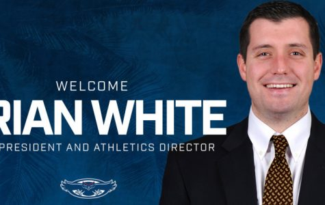 Brian White officially introduced as new athletic director in press conference