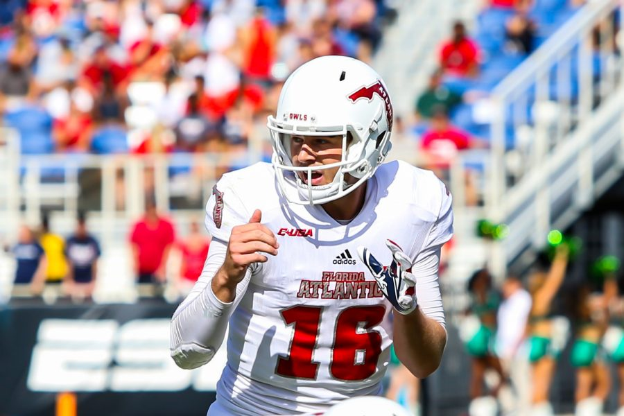 best sneakers 6170e cd757 Football: FAU looks to pair new talent with established ...