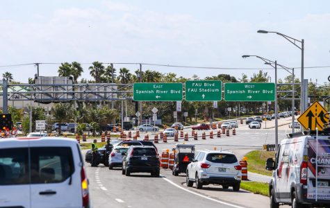I-95 southbound exit to FAU opens