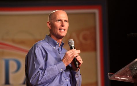 Gov. Rick Scott. Photo courtesy of Gage Skidmore on Flickr.