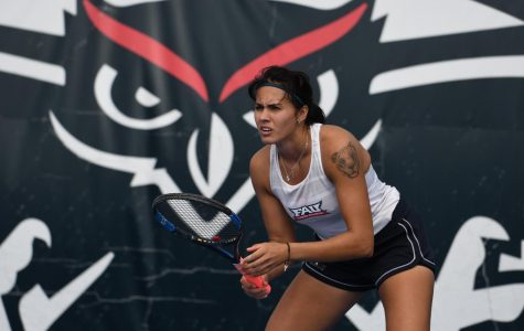 No. 2 singles tennis player Aliona Bolsova named to C-USA All-Academic Team