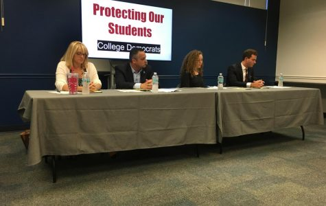 College Democrats host gun reform discussion with community members