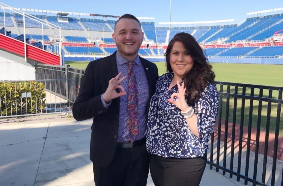 Kyle MacDonald and Jacqueline LaBayne. Photo courtesy of of LaBayne and MacDonald's GoFundMe page.