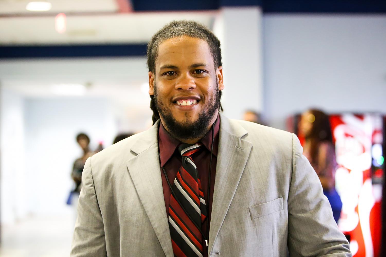 Student Activities and Involvement Director Donald Van Pelt. Alexander Rodriguez | News Editor