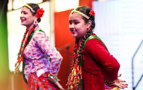 Center for Global Engagement hosts annual Festival of Nations
