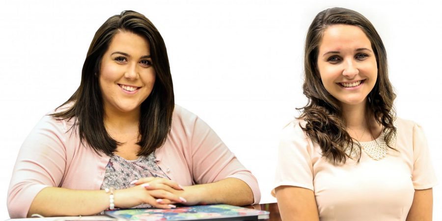 Jacqueline LaBayne (Left) and Marianne Alex (Right). Alexander Rodriguez | News Editor