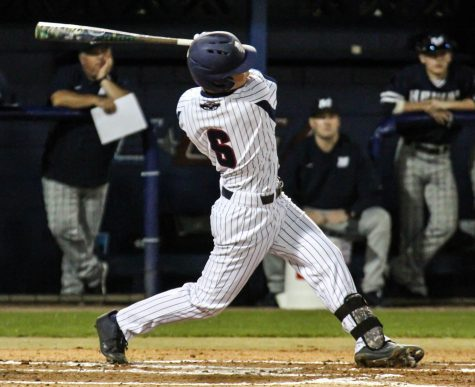Gallery: Owl's Baseball Beats UM 5-3 Wednesday Night