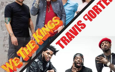 We the Kings, Travis Porter set to headline fall bonfire concert