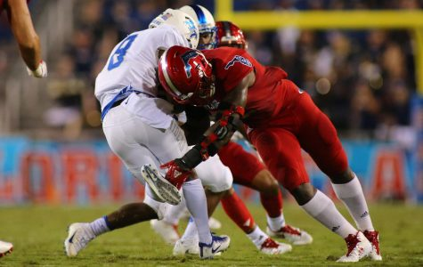 Five things to watch in FAU's matchup against Air Force