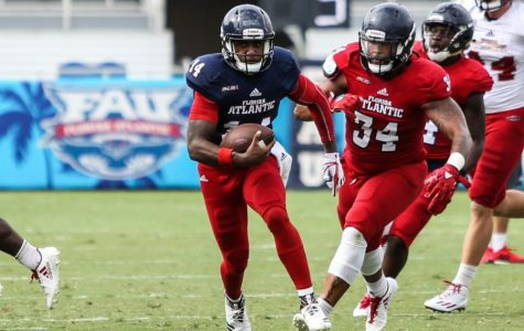 A look at FAU's quarterback battle both on and off the field