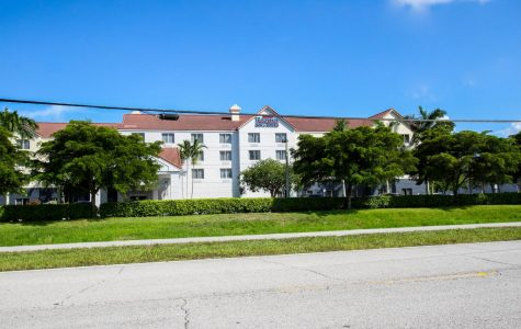 Over 100 FAU students will live in a hotel instead of a dorm this semester