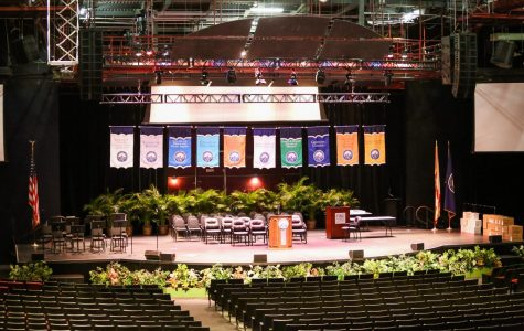 Graduation ceremonies rescheduled to this week and next