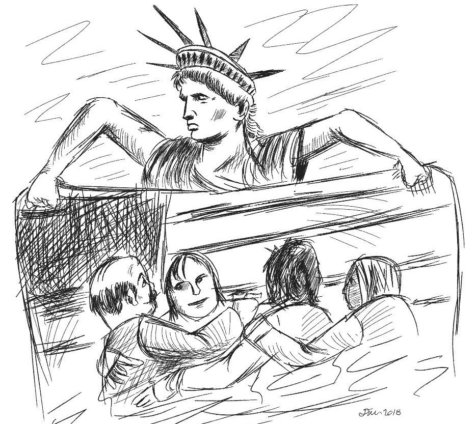 Illustration by Dan Bartholomew