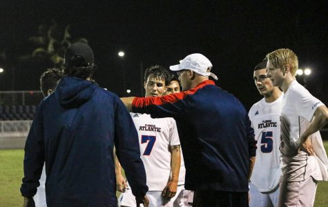FAU men's soccer takes down ASA Miami 3-1