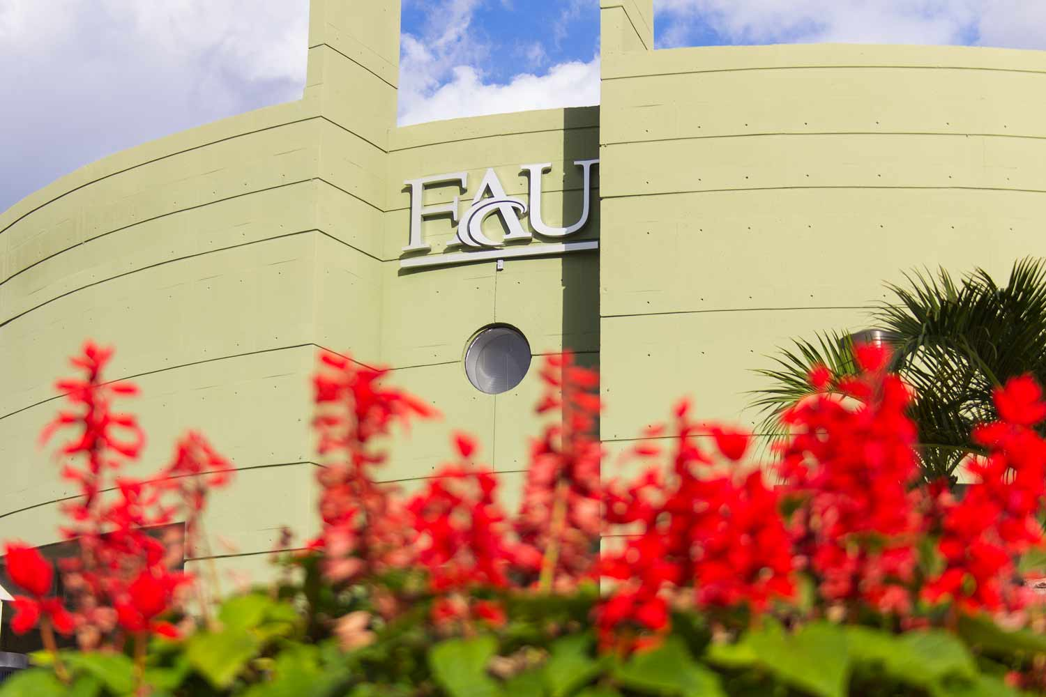 FAU ranked 29th out of 296 U.S. universities. The only other Florida public university that came close to its ranking was the University of Central Florida, coming in 66th place. Photo by Jessica Wilkerson
