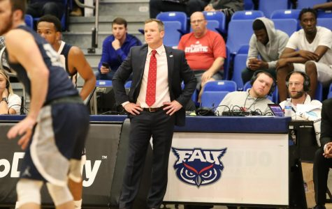 FAU heads on tough road trip against rivals Marshall and Western Kentucky