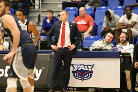 Dusty May announced as new men's basketball head coach