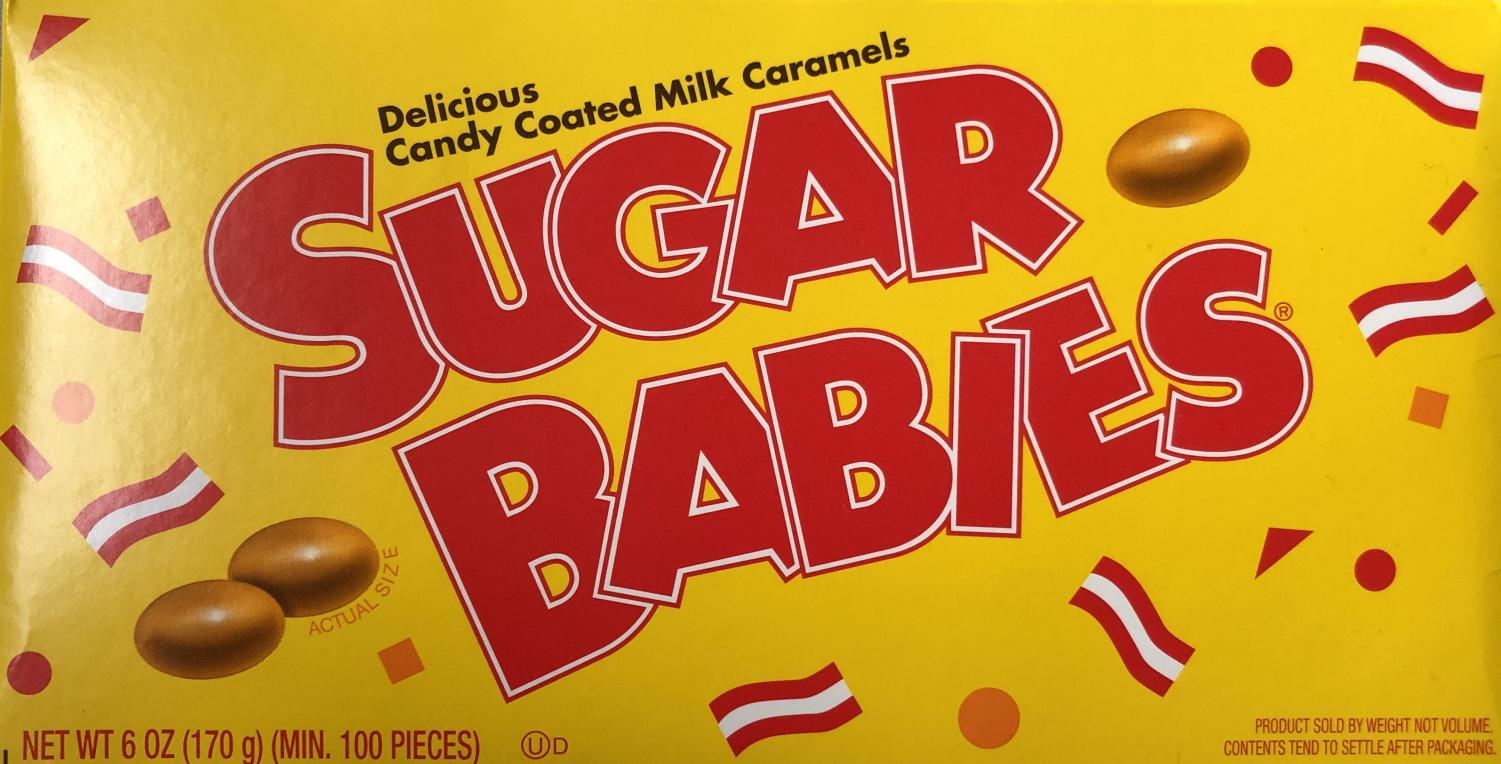 The act of being a sugar baby is called