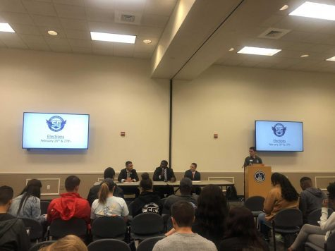 Student Government holds Boca governor debate