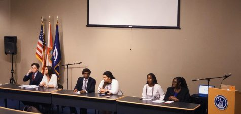 Student Government holds university-wide presidential debate