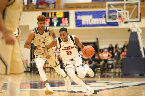 Gallery: FAU Men's Basketball Versus Charlotte 49ers