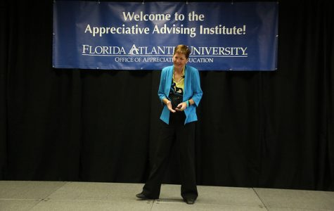 Appreciative advising: an alternative advising method at FAU