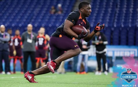 Singletary, Durante and Al-Shaair represent FAU at the NFL Scouting Combine
