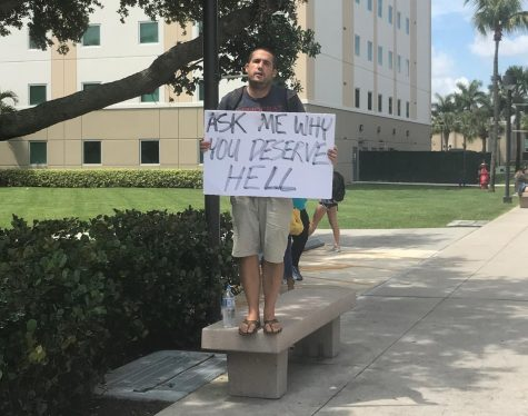 FAU students host an Occupy Your Mind teach-in