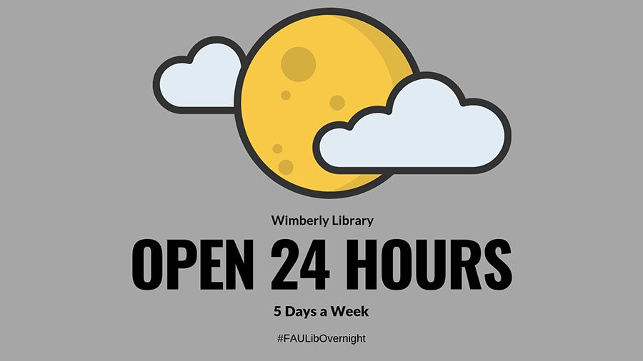 VIDEO: Students give their take on new 24-hour library schedule