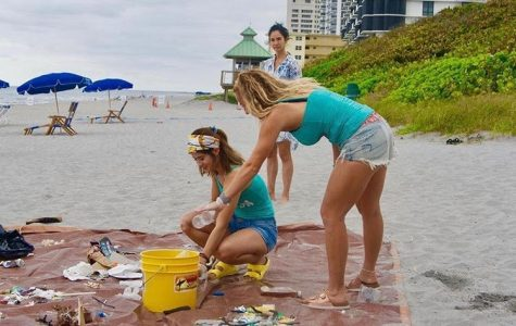 FAU's newest environmental student organization: Tritons of the Sea
