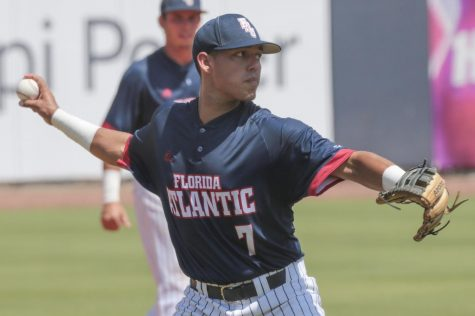 Hudak emerges as a top player in first year at FAU