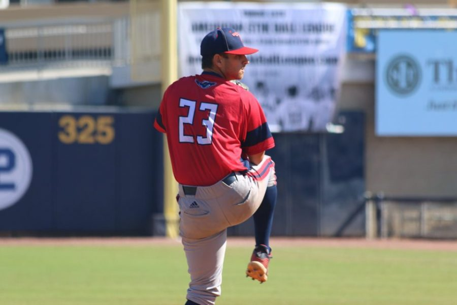FAU+RP+Nick+Swan+halted+UTSA%27s+scoring+run%2C+eventually+collecting+a+win.+Photo+by+Noah+Goldberg.