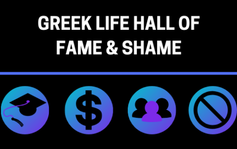 How does FAU Greek life match up to other Florida universities?